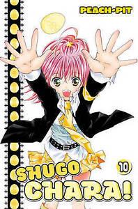 Shugo Chara! 10, Peach-Pit