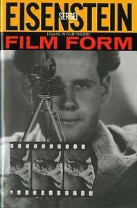 sergei eisenstein essays film theory