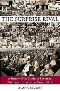 Surprise Rival (Education) - New Book Gregory, Alan