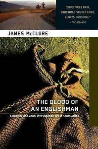 The Blood of an Englishman: A Kramer and Zondi Investigation (Kramer-ExLibrary
