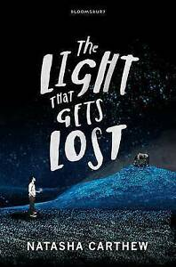 The Light That Gets Lost by Natasha Carthew (Paperback, 2016)