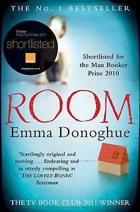 Room by Emma Donoghue Paperback 2011 - <span itemprop='availableAtOrFrom'>Stratford, London, United Kingdom</span> - Room by Emma Donoghue Paperback 2011 - Stratford, London, United Kingdom