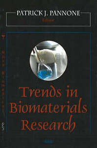 Trends in Biomaterials Research by Nova Science Publishers Inc (Hardback, 2006)