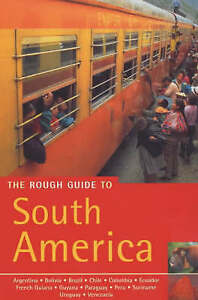 The Rough Guide to South America (Rough Guide Travel Guides)-ExLibrary