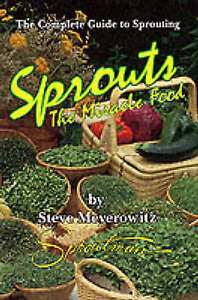 USED-GD-Sprouts-The-Miracle-Food-The-Complete-Guide-to-Sprouting-by-Steve-Me