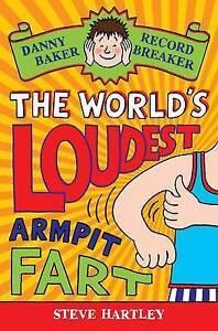 Danny-Baker-Record-Breaker-3-The-World-039-s-Loudest-Armpit-Fart-Steve-Hartley