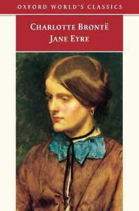 Jane Eyre (Oxford World's Classics), Brontë, Charlotte, Good Book
