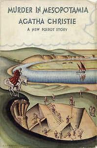 Murder in Mesopotamia, Agatha Christie