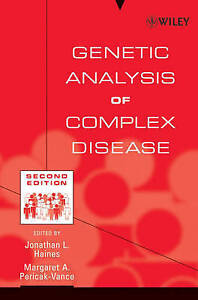 Genetic Analysis of Complex Disease, Jonathan L. Haines