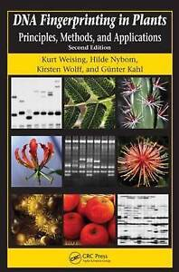 DNA Fingerprinting in Plants: Principles, Methods, and Applications,-ExLibrary