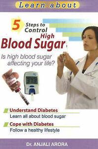 5 Steps to Control High Blood Sugar, Dr. Anjali Arora