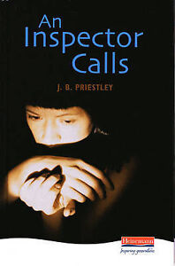 An-Inspector-Calls-Heinemann-Plays-For-14-16-By-J-B-Priestley-in-Used-but-G