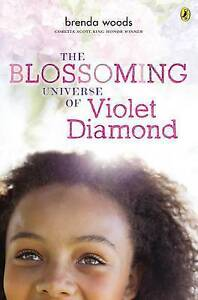 The Blossoming Universe of Violet Diamond By Woods, Brenda -Paperback