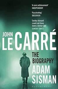 Sisman Adam-John Le Carre  BOOK NEW