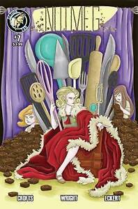 Nutmeg Volume 3: Early Winter: Femme Brulee By Wright, James F. -Paperback
