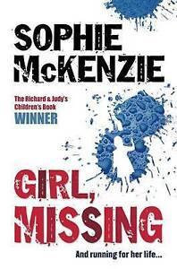 GIRL, MISSING by Sophie McKenzie (Paperback)