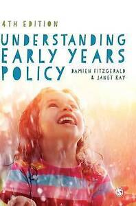 Understanding Early Years Policy, Damien Fitzgerald