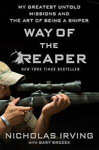 Way of the Reaper, Nicholas Irving