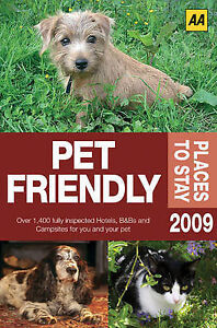 Pet Friendly Places to Stay (AA Lifestyle Guides), AA Publishing