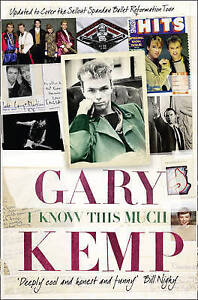 I Know This Much From Soho to Spandau by Gary Kemp Paperback 2010 - Norwich, United Kingdom - I Know This Much From Soho to Spandau by Gary Kemp Paperback 2010 - Norwich, United Kingdom