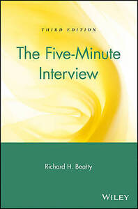 The Five–Minute Interview, Richard H. Beatty