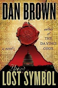 Dan Brown Lost Symbol - Hardcover Great Condition