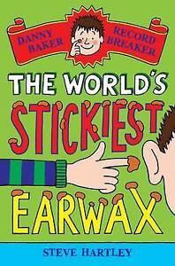 Danny-Baker-Record-Breaker-4-The-Worlds-Stickiest-Earwax-Steve-Hartley-New