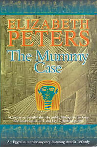 The Mummy Case (Amelia Peabody), Peters, Elizabeth, Very Good Book