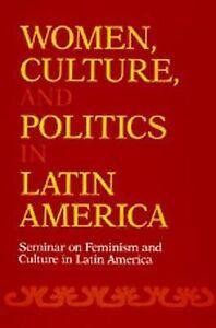 Women-Culture-Politics-in-Latin-America-Uc-stanford-New-Book