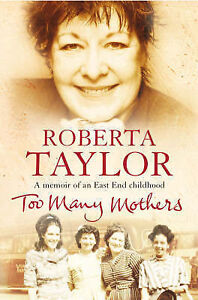 Too-Many-Mothers-by-Roberta-Taylor-Hardback-A-Wonderful-Biography-of-Roberta
