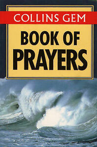 Collins Gem Book of Prayers by HarperCollins Publishers (Paperback, 1994)