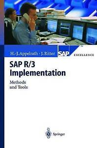 NEW SAP R/3 Implementation: Methods and Tools (SAP Excellence)