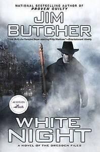 White Night (Dresden Files (ROC Hardcover)), Butcher, Jim, Very Good Book