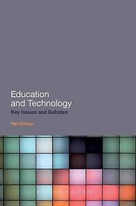 Education and Technology, Selwyn, Neil, New Book