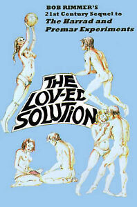 NEW The Lov-ed Solution by Robert H. Rimmer