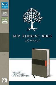 NIV Student Bible by Zondervan (Leather / fine binding, 2011)