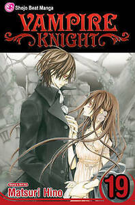 USED (GD) Vampire Knight, Vol. 19 by Matsuri Hino