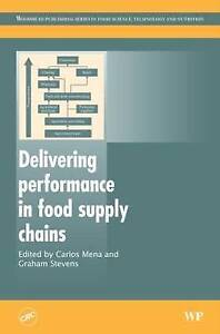 Delivering Performance in Food Supply Chains (Woodhead Publishing Series in Food