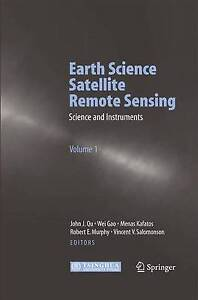 USED-LN-Earth-Science-Satellite-Remote-Sensing-Vol-1-Science-and-Instruments