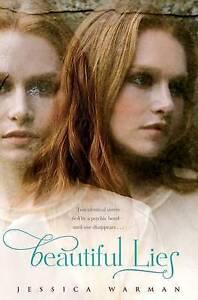 """VERY GOOD"" Warman, Jessica, Beautiful Lies, Book"