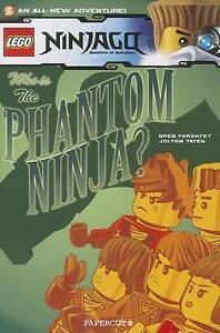 GREG-FARSHTEY-Lego-Ninjago-10-The-Phantom-Ninja-Graphic-Novel