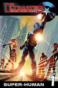 NEW The Ultimates Vol. 1: Super-Human by Mark Millar