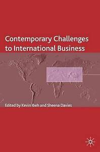 Contemporary Challenges to International Business (Academy of International Busi