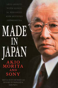 Made in Japan : Akio Morita and Sony-ExLibrary