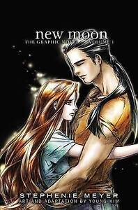 New Moon: The Graphic Novel, Volume 1 by Stephenie Meyer 9780316217187