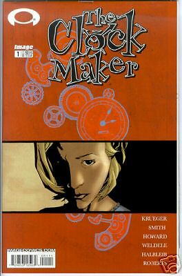 - CLOCK MAKER #1 - NM Comic Book - $1 DEAL!!