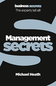 Management by Michael Heath (Paperback) New Book