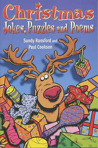 Christmas Jokes, Puzzles and Poems, Sandy Ransford, Paul Cookson