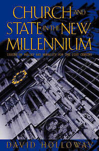 Church and State in the New Millennium Holloway, hard back