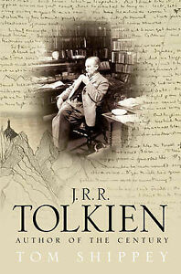 J-R-R-Tolkien-Author-of-the-Century-Tom-Shippey-Used-Good-Book